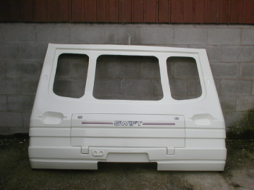 CPS-SWI-308 FRONT PANEL AND LOCKER LID